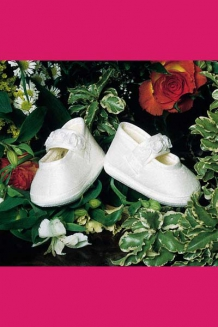 Girls rose shoes
