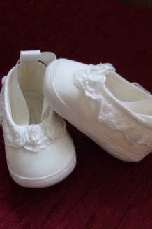 Girls Lace Shoe