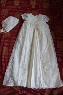 Shires Christening Boys Gowns