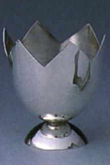 Zig Zag Egg Cup