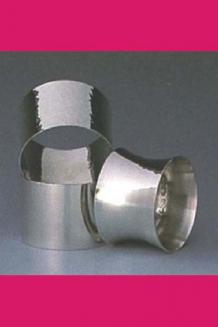 concave napkin ring
