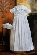 White Romper Gown