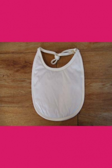 Plain bib (large)