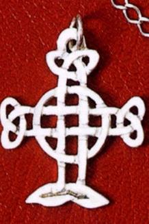 Strata Florida Knot Cross